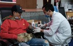 'Bảo vệ' người hiến máu trong mùa dịch