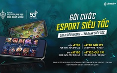 Viettel Telecom và Liên Quân Mobile công bố gói data 'Esport Siêu Tốc'