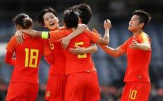 Trung Quốc mượn sân của Úc nếu gặp tuyển nữ Việt Nam ở vòng play-off