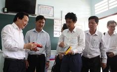 Bộ GD-ĐT đề nghị các tỉnh thành cho HS-SV nghỉ học hết tháng 2-2020