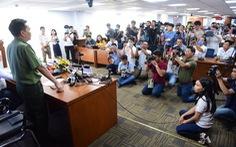 Họp báo: Khi bị truy đuổi, Tuấn 'khỉ' bắn 3 phát về phía lực lượng cảnh sát