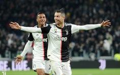 Ronaldo ghi bàn phút 90+1 giúp Juventus cầm hòa AC Milan