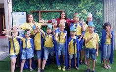 Dạy trẻ bảo vệ môi trường