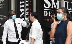 Số ca nhiễm COVID-19 toàn cầu sẽ gấp 3 lần nếu tiêu chuẩn cao như Singapore?