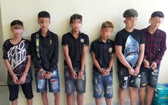 Bắt băng cướp nhí gây ra hàng loạt vụ cướp táo tợn