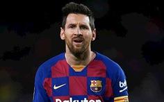 Bị Real Madrid soán ngôi, Lionel Messi chua chát thốt: 'Chúng tôi là đội bóng yếu'