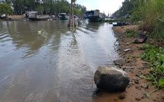 Giữa tháng 2 bắt đầu nạo vét hơn 42km kênh Vĩnh Tế