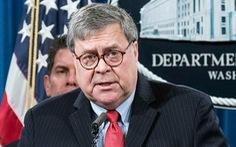 Hơn 1.100 cựu quan chức Bộ Tư pháp Mỹ kêu gọi bộ trưởng từ chức