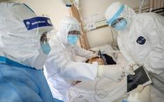 Trung Quốc đưa thêm 1.200 nhân viên y tế đến Vũ Hán