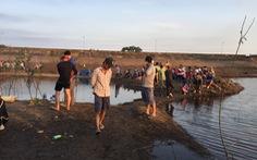 Tìm thấy thi thể nam sinh lớp 10 chết đuối dưới lòng hồ Sông Móng