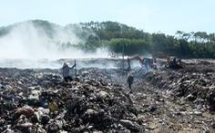 Di dời dân sống gần khu xử lý rác lớn nhất Nghệ An trong tháng 3