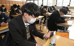 Hàn Quốc yêu cầu du học sinh Trung Quốc nghỉ hết học kỳ