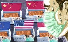 Trung Quốc thiếu khẩu trang y tế, thị trường toàn cầu thiếu theo