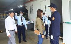 Vùng tâm dịch xã Sơn Lôi: Đón hơn 100 người dân trở về cách ly