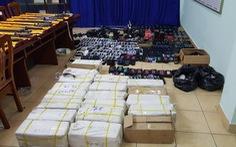 TP.HCM cảnh báo tình trạng mua bán vũ khí qua mạng