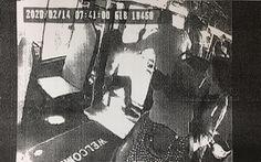 Dân phản ảnh, tài xế xe buýt hành hung khách lập tức bị đình chỉ