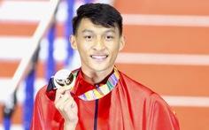 Nhà vô địch SEA Games 30 Trần Nhật Hoàng vẫn chưa nhận được tiền thưởng 'nóng'