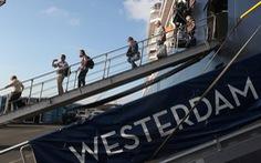 Gần 800 hành khách trên du thuyền Westerdam âm tính với corona