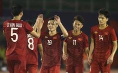 Đội tuyển Việt Nam đá giao hữu với Kyrgyzstan vào ngày 26-3