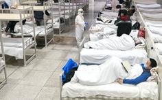 19.000 giường bệnh ở Vũ Hán 'gánh' 37.000 bệnh nhân corona