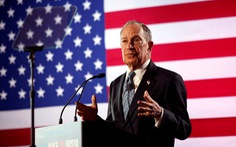 Tỷ phú Bloomberg đủ điều kiện tranh luận trực tiếp đua ghế vào Nhà Trắng