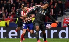 Van Dijk: 'Bàn thắng của Atletico là do may mắn, họ thậm chí không tạo ra cơ hội đó'