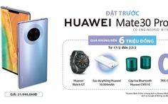 Với Huawei Mate 30 Pro, đã có thể cài đặt thoải mái mọi app
