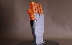 Lần đầu tạo ra robot có thể thoát 'mồ hôi'