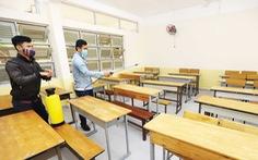 23 tỉnh, thành phố cho học sinh nghỉ học phòng dịch virus corona