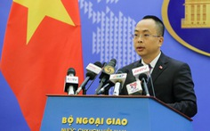 Việt Nam lên tiếng việc Mỹ đưa ra khỏi danh sách 'quốc gia đang phát triển'