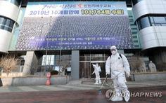 Ca tử vong đầu tiên ở Hàn Quốc do dịch COVID-19