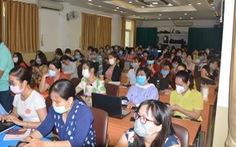 TP.HCM: các trường không được dùng quỹ phụ huynh cho phòng chống dịch bệnh