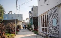 Vụ nhà trái phép ở Phường Hiệp Bình Chánh: Chốt chặn 2 năm nhưng 38 căn nhà vẫn mọc lên