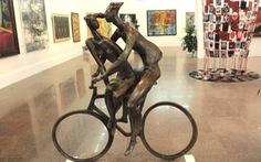Hà Nội không có địa điểm đủ điều kiện tổ chức triển lãm mỹ thuật toàn quốc