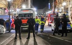 Đức: Xả súng vào quán shisha, ít nhất 8 người chết