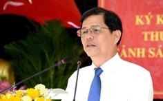 Sáng nay, Khánh Hòa bầu chủ tịch UBND tỉnh
