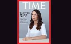 Vì sao nữ thủ tướng New Zealand được chọn lên bìa tạp chí Time?