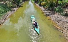 Mekong: Khó mong nước từ Trung Quốc