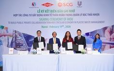 Unilever khởi động hợp tác công tư trong quản lý rác thải nhựa tại Việt Nam