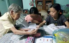 25 năm dạy chữ, nuôi cơm trò nghèo