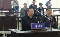 Cựu thứ trưởng Lê Bạch Hồng được giảm 7 tháng tù