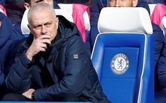 Mourinho: 'người đổ thừa' chứ không còn là 'người đặc biệt'