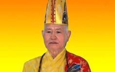 Trưởng lão Hòa thượng Thích Quảng Độ viên tịch, trụ thế 93 năm