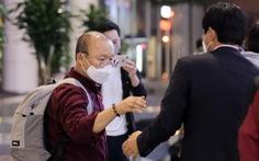 Bộ Y tế lý giải chuyện ông Park Hang Seo không bị cách ly