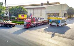 Tập đoàn Hoa Sen công bố dòng sản phẩm mới Hoa Sen Gold