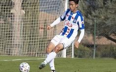 Văn Hậu đá chính 4 trận liên tiếp, Jong Heereveen giành trọn 12 điểm