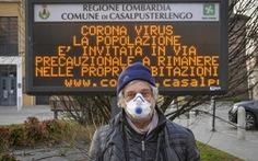 Dịch COVID-19 ngày 24-2: Ca nhiễm COVID-19 ở Ý tiếp tục tăng, lên 152 người