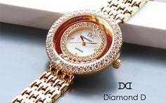 Đốn tim phái đẹp từ cái nhìn đầu tiên với đồng hồ Diamond D