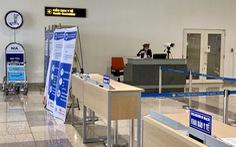 Các chuyến bay từ Hàn, Nhật đến Việt Nam phải đậu ở bãi riêng