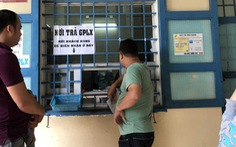 Nhiều người ở TP.HCM ồ ạt xin đổi giấy phép lái xe vì... 'nghe đồn'
